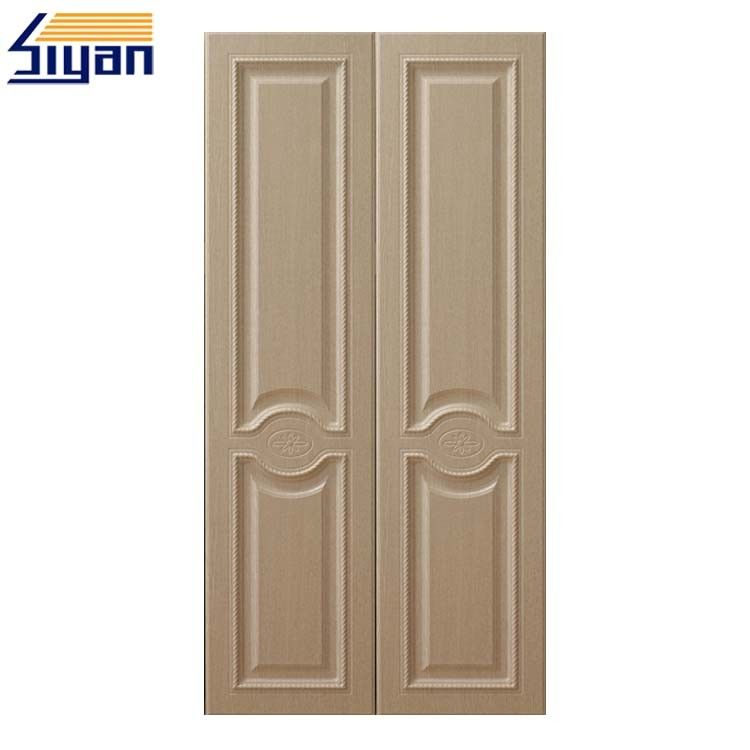 Fashionable Bedroom Wardrobe Doors Replacement For Closet , European Style